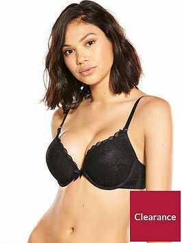 ann-summers-ex-boost-plunge-bra-black