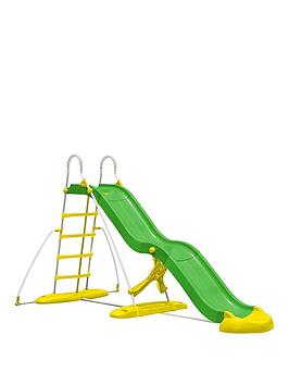green-amp-yellow-slide