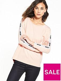 calvin-klein-jeans-trix-6-t-shirt-peachy-keen