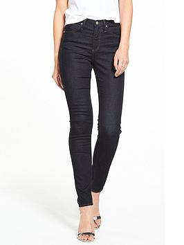 Calvin Klein Jeans Sculpted Skinny Jean - Dark Rinse