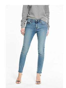Calvin Klein Jeans Calvin Klein High Rise Skinny Ankle Jean
