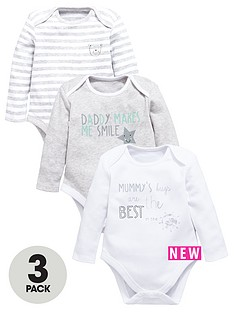 mini-v-by-very-mini-v-by-very-baby-unisex-3-pk-ls-slogan-amp-stripe-bodysuits