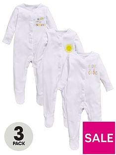 mini-v-by-very-baby-unisex-bright-slogan-sleepsuits-3-pack