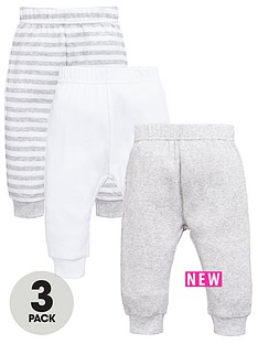 mini-v-by-very-baby-unisex-3pk-rib-amp-stripe-joggers