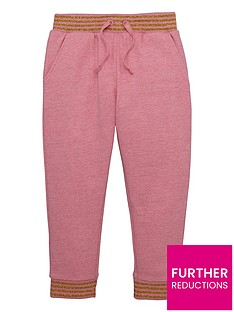 mini-v-by-very-girls-pink-marl-amp-lurex-jogger