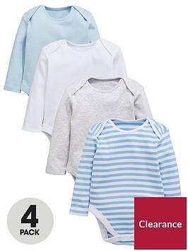mini-v-by-very-baby-boys-4-pack-soft-jersey-bodysuits
