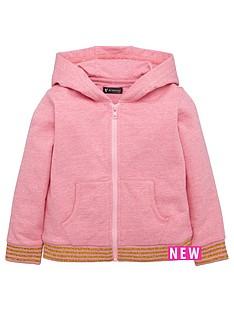 mini-v-by-very-toddler-girls-pink-marl-stripe-rib-hoody