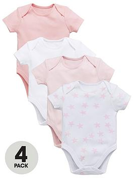 mini-v-by-very-baby-girls-4-pack-bodysuits