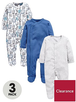 mini-v-by-very-baby-boys-3-pack-sleepsuits