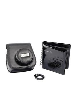 fuji-fuji-instax-mini-8-acc-kit-case-mini-photo-album-close-up-lens-mirror-black
