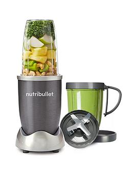 Nutribullet Graphite 600 8-Piece Set