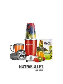 pressure-king-pro-nutribullet-red-600-8-piece-set