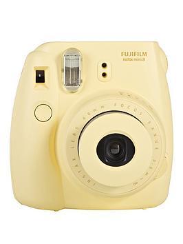 fuji-fujifilmnbspinstaxnbspmini-8-including-10-shots-yellow
