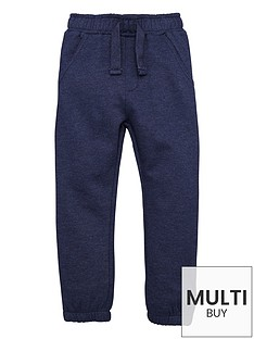 mini-v-by-very-boys-jersey-navy-marl-jogger