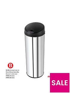 morphy-richards-chroma-50l-round-sensor-bin-stainless-steel