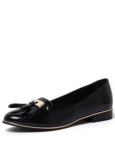 river-island-roo-rooster-loafer