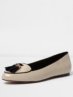 river-island-iro-ballet-flat-shoe