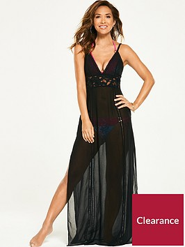 myleene-klass-embroidered-floral-beach-maxi-dress-black