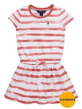 ralph-lauren-girls-short-sleeve-stripe-jersey-dress