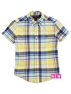 ralph-lauren-short-sleeve-check-shirt