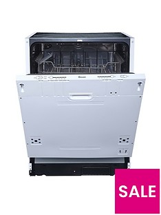 Swan SDWB7040W 12-Place Full Size Integrated Dishwasher - White