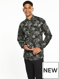 ted-baker-floral-print-longsleeve-shirt