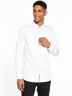 ted-baker-mens-printed-longs-sleeve-shirt-whitenbsp