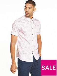 ted-baker-mens-geometric-short-sleeve-shirt