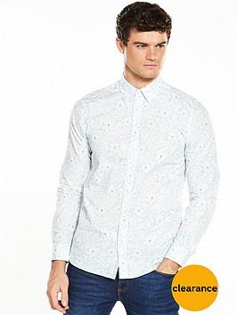ted-baker-floral-print-long-sleeve-shirt