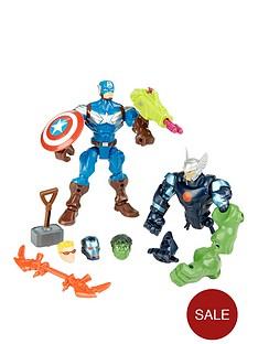 hasbro-marvel-sh-mashers-ultimate-avenger-set