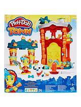 Playdoh Town Firehouse