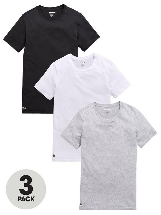 3d1e04d1 3pk Slim Fit Crew Neck T-Shirt