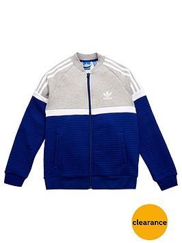 adidas-originals-adidas-originals-older-boy-fleece-track-top
