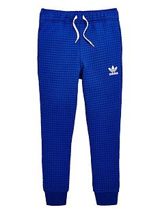 adidas-originals-older-boy-fleece-pants