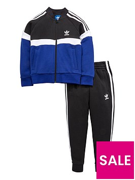 adidas-originals-toddler-boys-fleece-panel-tracksuit