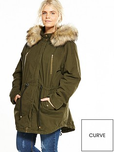 v-by-very-curve-faux-fur-parker-coat