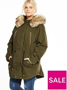 v-by-very-curve-faux-fur-parker-coat