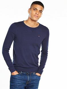 hilfiger-denim-tommy-hilfiger-denim-small-flag-knitted-jumper