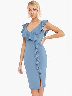 girls-on-film-ruffle-bodycon