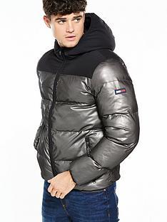 hilfiger-denim-tommy-hilfiger-denim-hooded-metallic-bomber-jacket