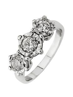 starlight-9ct-gold-2ct-look-50-point-illusion-set-trilogy-ring