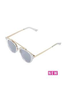 river-island-river-island-silver-mirror-lens-brow-bar-sunglasses