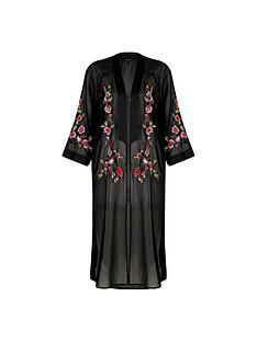 river-island-river-island-rose-embroidered-kimono-cape