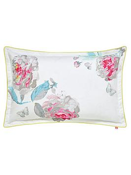 joules-nbspbright-white-beau-bloom-100-cotton-oxford-pillowcase