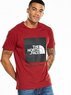 the-north-face-the-north-face-ss-raglan-red-box-t-shirt