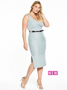 lost-ink-curve-lost-ink-curve-wrap-dress-with-belt