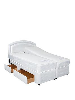 mibed-fraiser-800-pkt-matt-king-4-drw-adjust-bed