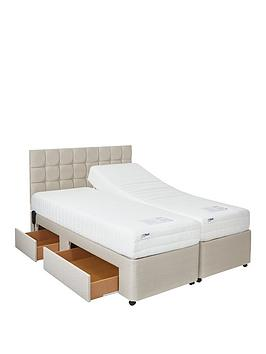 mibed-rainford-adjustable-divan-bed-2-x-linked-beds-ndash-choose-anbspreflex-memory-or-1000-pocket-memory-mattress