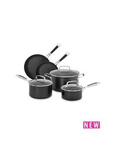 kitchenaid-hard-anodised-5-piece-pan-set