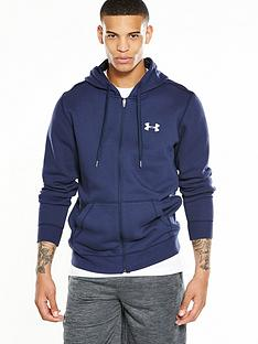 under-armour-rival-fitted-full-zip-hoodie